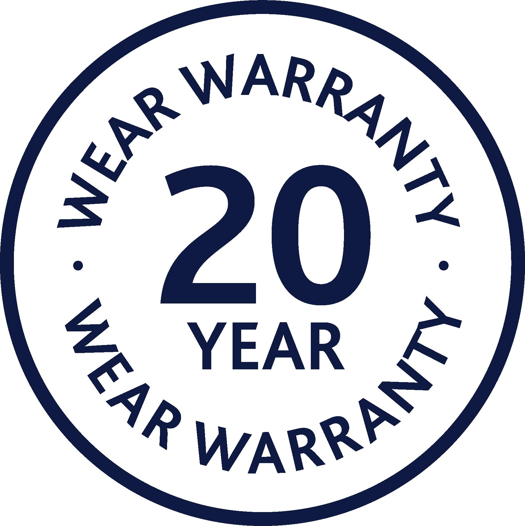 luxuria-20-year-warranty